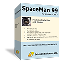 SpaceMan 99 box shot